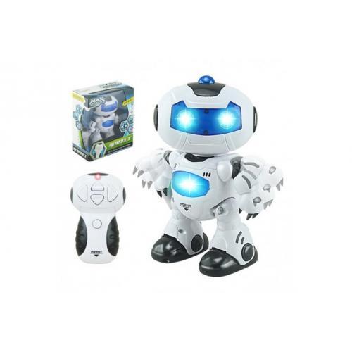 Радиоуправляемый танцующий робот