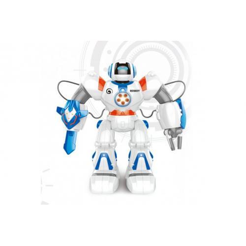 Космический радиоуправляемый полицейский робот