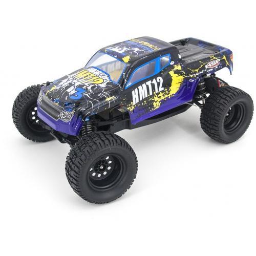Радиоуправляемый внедорожник 2WD 1:12 2.4G
