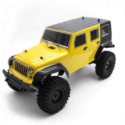 Радиоуправляемый краулер 4WD 1:10 2.4G 70693