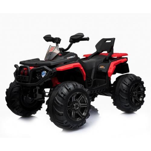 Детский квадроцикл Maverick ATV Red 12V