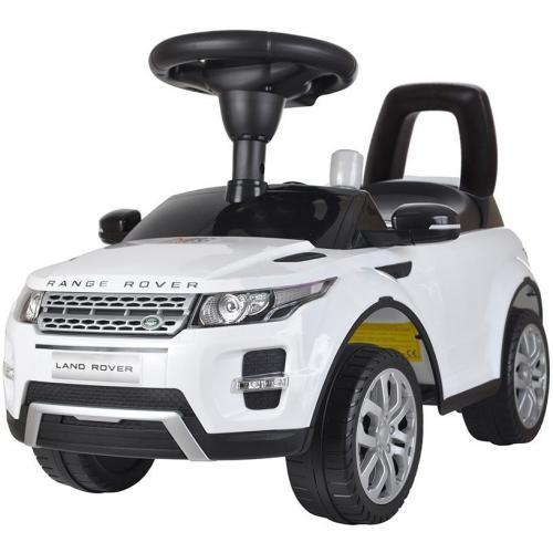 Толокар Range Rover Evoque White