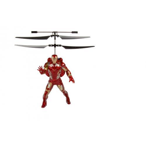 Радиоуправляемая игрушка - вертолет Железный человек