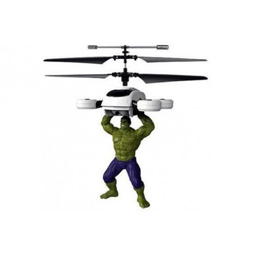 Радиоуправляемая игрушка - вертолет Халк