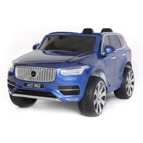 Детский электромобиль Dake Volvo XC90 Blue 12V 2.4G
