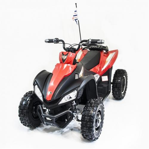 Детский спортивный электроквадроцикл Dongma ATV Red Brushless 12V