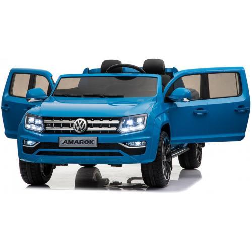 Детский электромобиль Volkswagen Amarok Blue 4WD 2.4G