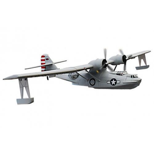 Радиоуправляемый самолет PBY Catalina RTF 2.4G