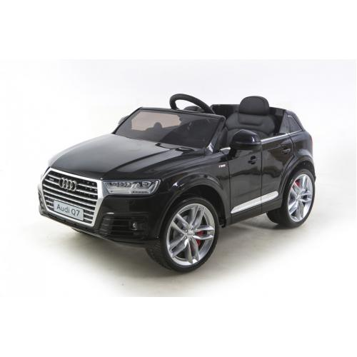 Детский электромобиль Audi Q7 LUXURY 2.4G - Black