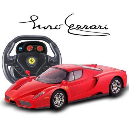 Радиоуправляемая машина MJX Ferrari 1:14 (гироруль)