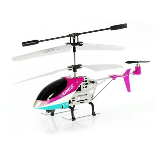 Радиоуправляемый вертолет MJX Red