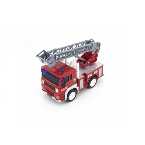 Радиоуправляемая пожарная машина 1:20