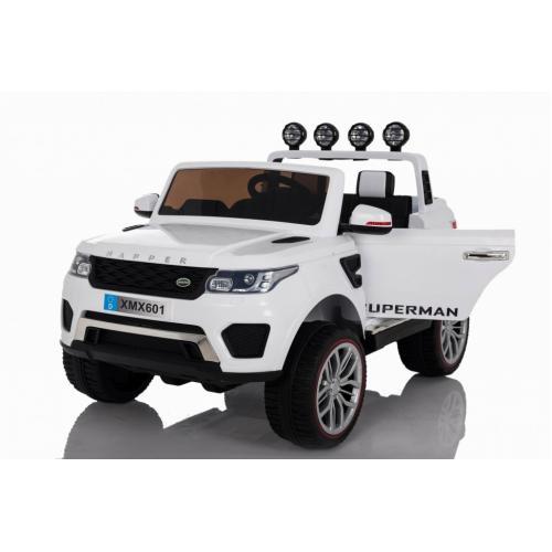 Детский электромобиль Range Rover Sport White 4WD 12V 2.4G - XMX601-W-AIR