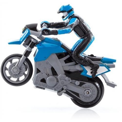 Радиоуправляемый мотоцикл (зарядка USB)