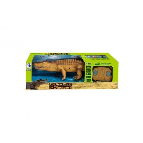 """Игрушка радиоуправляемая """"Крокодил"""" Lishi Toys 9985"""