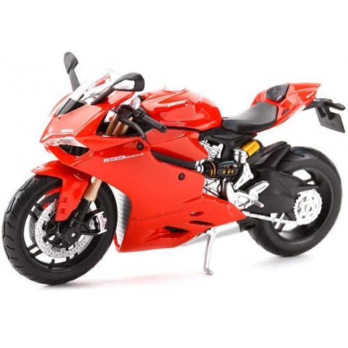 Металлическая модель Ducati 1:12