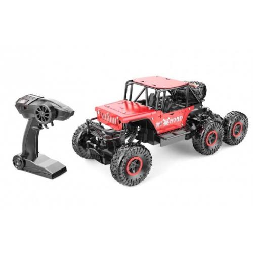 Радиоуправляемый краулер 6WD 1:10 2.4G JD Toys 699-121A