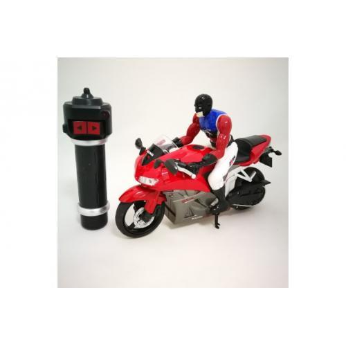 Радиоуправляемый мотоцикл с гироскопом 2,4G