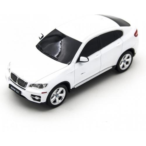 Радиоуправляемая машина BMW X6 White 1:24