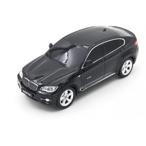 Радиоуправляемая машина BMW X6 Black 1:24 - 27019