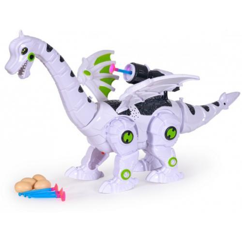 Танцующий робот Динозавр на батарейках
