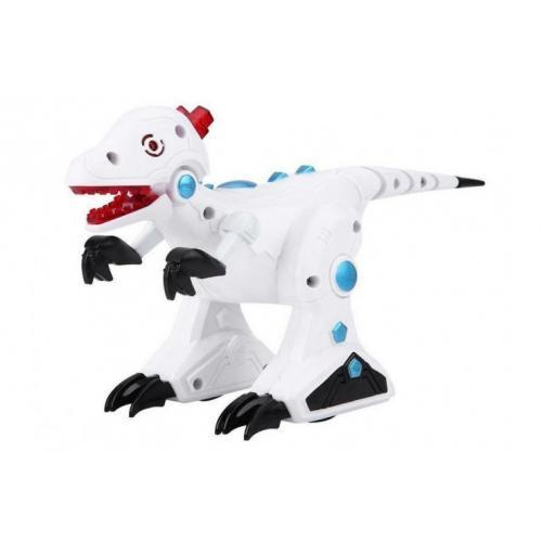 Робот динозавр на ИК, звук, свет