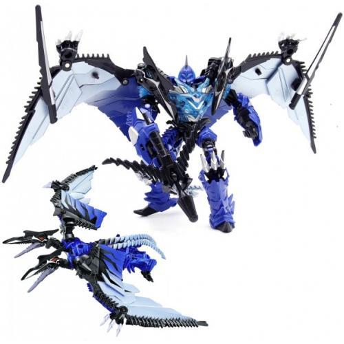 Трансформер Робот-птеродактиль, 32 см