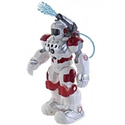 Радиоуправляемый робот (пожарный, брызгает водой)