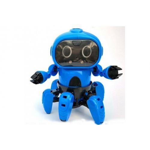 Интеллектуальный сенсорный робот
