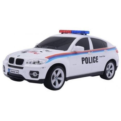 Радиоуправляемая машина GK Racer BMW X6 POLICE масштаб 1:14