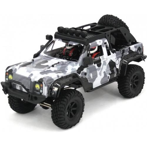 Радиоуправляемый краулер HSP/Redcat BlackBull Pro 4WD 1:10 2.4G