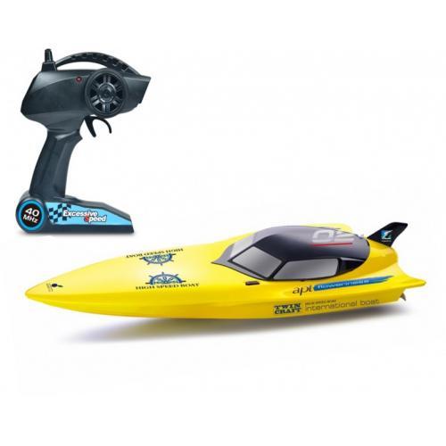 Радиоуправляемый катер Create Toys Yellow Cruel (74 см, 15 км/ч)