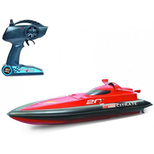 Радиоуправляемый катер Create Toys Red Fierce (80 см, 15 км/ч)