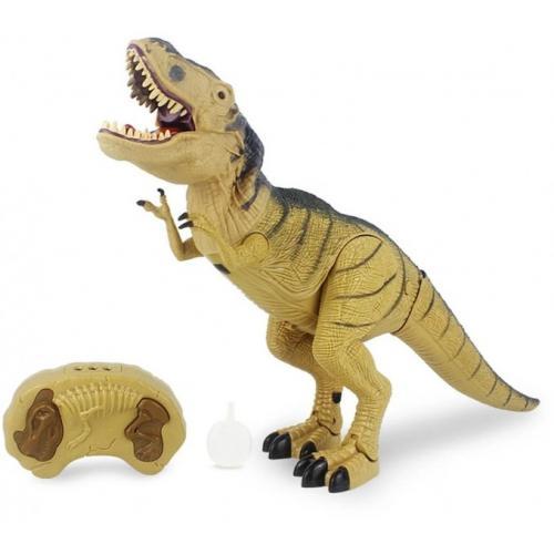 Радиоуправляемый динозавр Тираннозавр (свет, звук, пар)