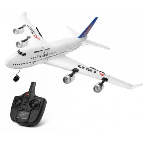 Радиоуправляемый самолет B747 XK A150 2.4G RTF