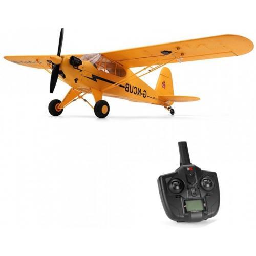 Радиоуправляемый самолет XK A160 J3 SKYLARK RC RTF 2.4G