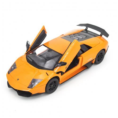 Радиоуправляемая машина Lamborghini Murcielago LP670-4 SV, открыв. двери (34 см)