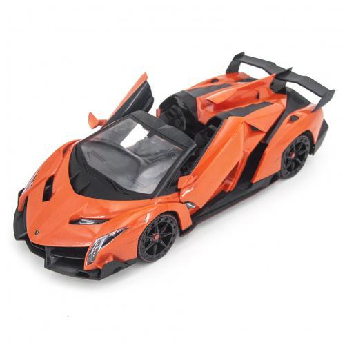Радиоуправляемая машина Lamborghini Veneno Cabrio, открыв. двери (34 см)