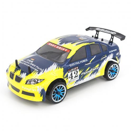 Радиоуправляемая модель машины для дрифта HSP Flying Fish2 BMW 4WD 1:16 2.4G, 16303