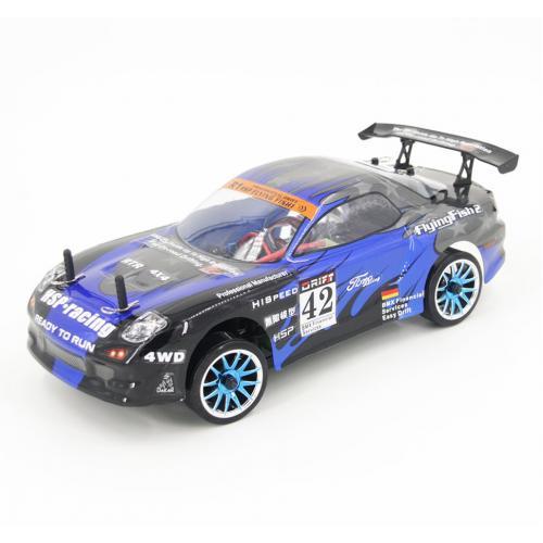 Радиоуправляемый автомобиль для дрифта Flying Fish 2 - 1:16 4WD, 16375
