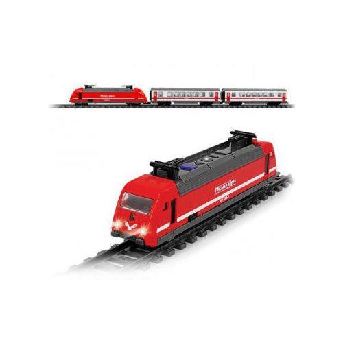 Радиоуправляемая железная дорога Красная Стрела