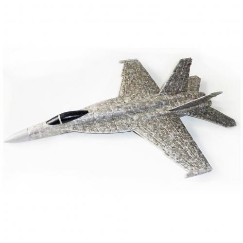 Самолет планер Free Flight Jet X18 (управление руками)
