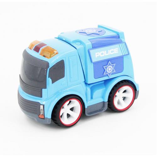 Радиоуправляемая машинка Полиция для малышей 1:18 (19 см)