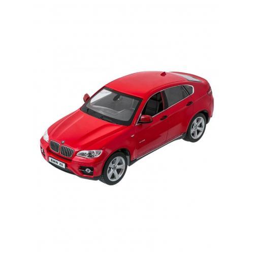 Радиоуправляемый автомобиль BMW X6 цвет красный 1:14 (35 см)