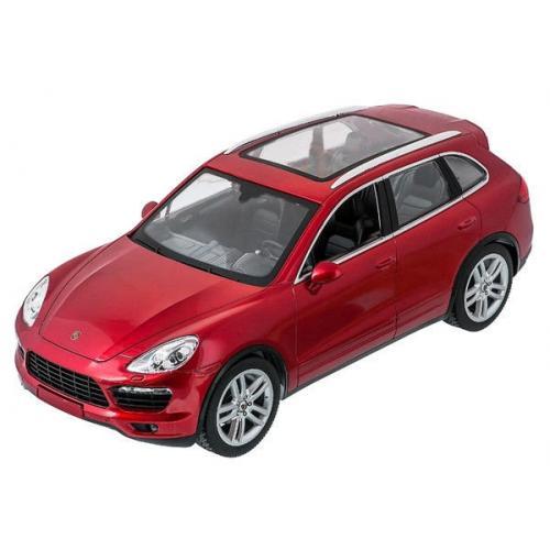 Радиоуправляемая модель машины Porsche Cayenne цвет красный 1:14 (34 см)