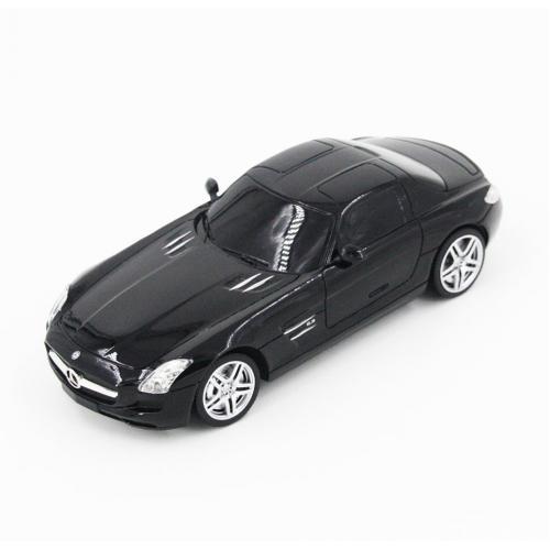 Радиоуправляемая машинка Mercedes-Benz SLS цвет черный, 18 см