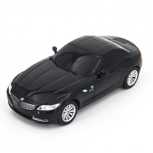 Радиоуправляемая машинка Rastar BMW Z4 цвет черный 1:24 (18 см, мини)