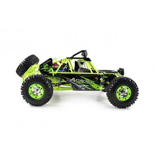 Джип радиоуправляемый WL Toys 4WD 1:12 (40 км/ч, 42 см)