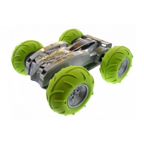 Машина радиоуправляемая Перевертыш с пневмо колесами 4WD (45 км/ч)