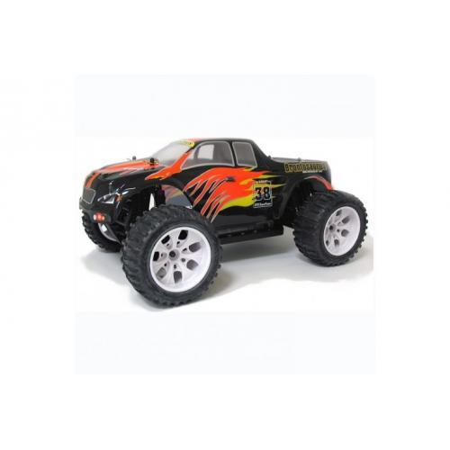 Скоростной джип на радиоуправлении HSP Electric Off-Road Car 4WD 1:10 10325